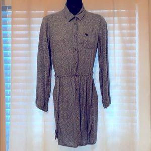Abercrombie Girls long sleeve dress